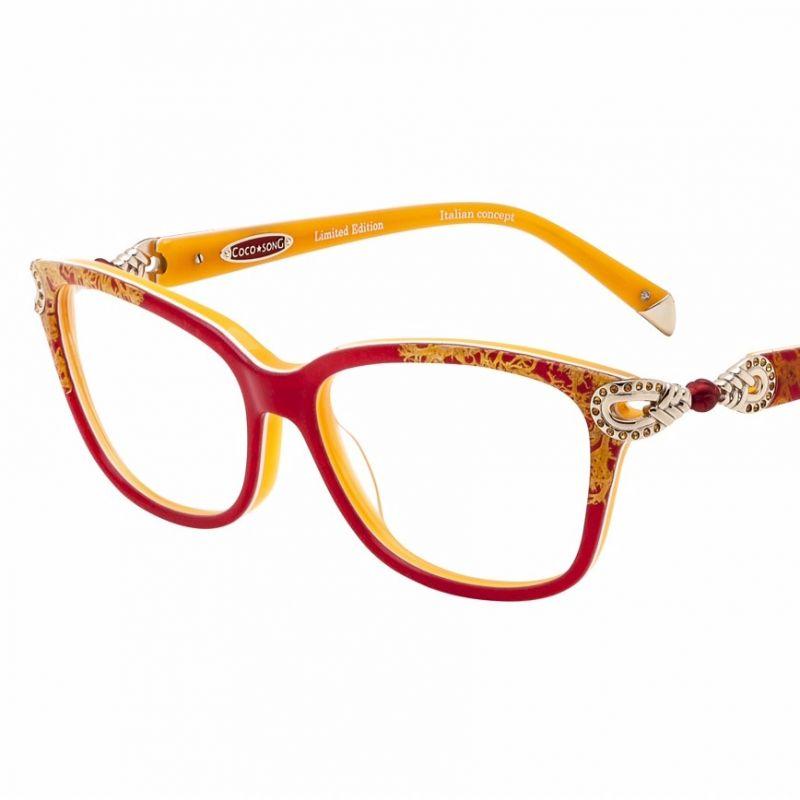 CocoSong Seidenbrille in limitierter Auflage - Zinsstag Augenoptik - Stuttgart