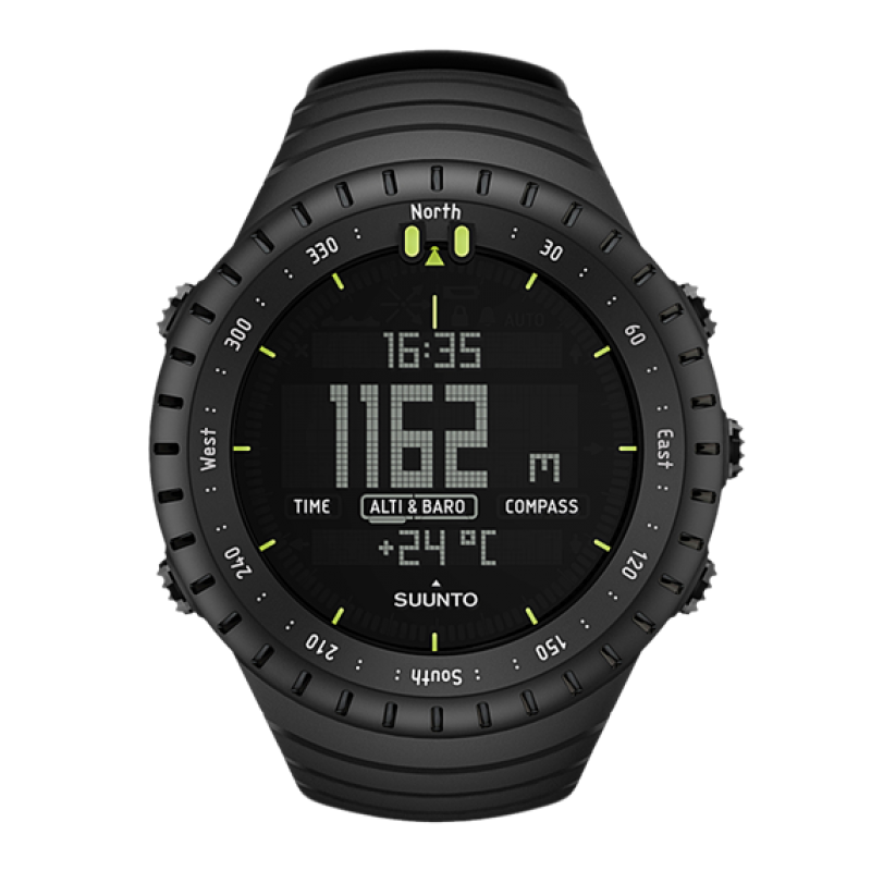 SUUNTO CORE ALL BLACK - Bergwerker - Stuttgart