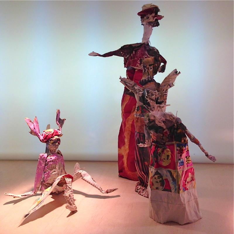 Papierarbeiten Margita Weiberle - ARTANI Schmuck-Kunst-Geschenk - Stuttgart
