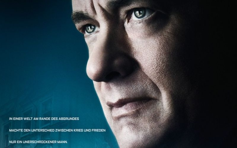Bridge of Spies Poster - (c) 2015 Twentieth Century Fox