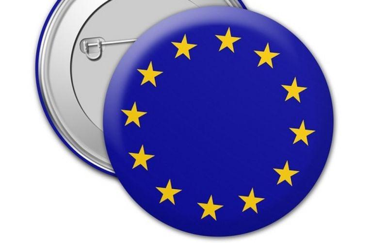 - (c) https://pixabay.com/de/abzeichen-brexit-metall-pin-revers-686322/