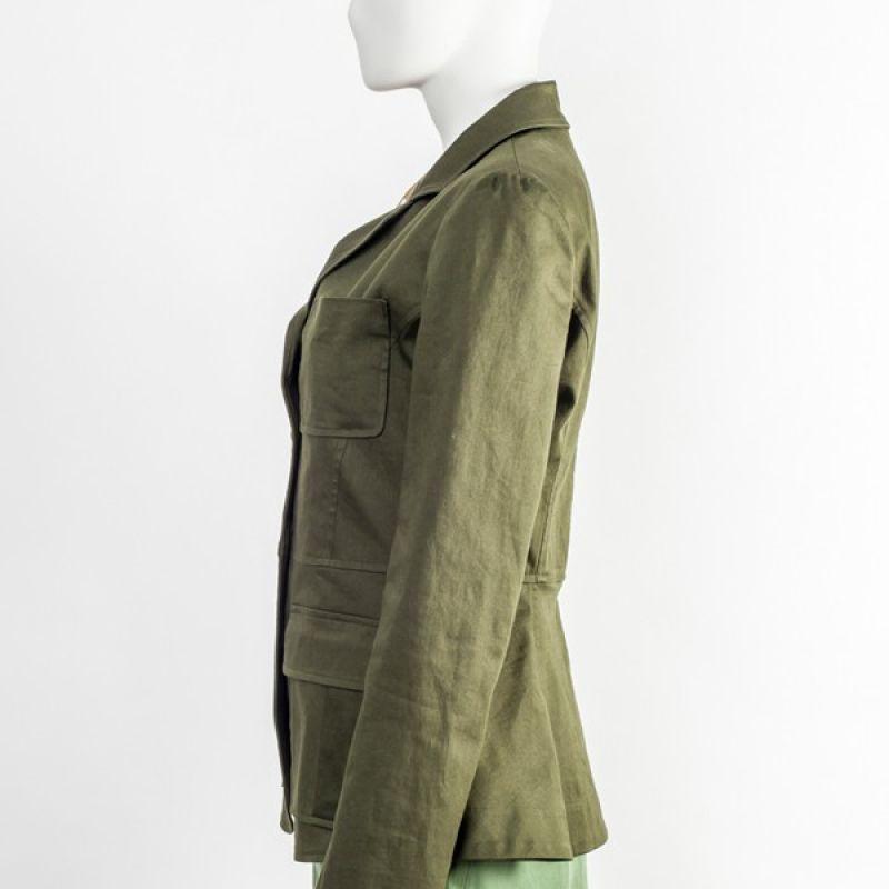 Rock Baumwolle / Lycra Bluse Seide Jacke Organic Cotton  - Ilse Stammberger - Köln- Bild 2