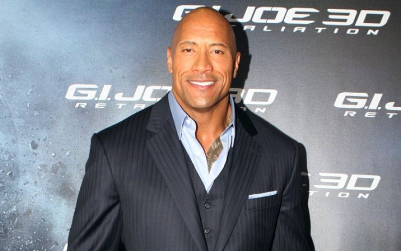 Dwayne ''The Rock'' - (c) https://www.flickr.com/Eva Rinaldi/photos/evarinaldiphotography/8557350104/