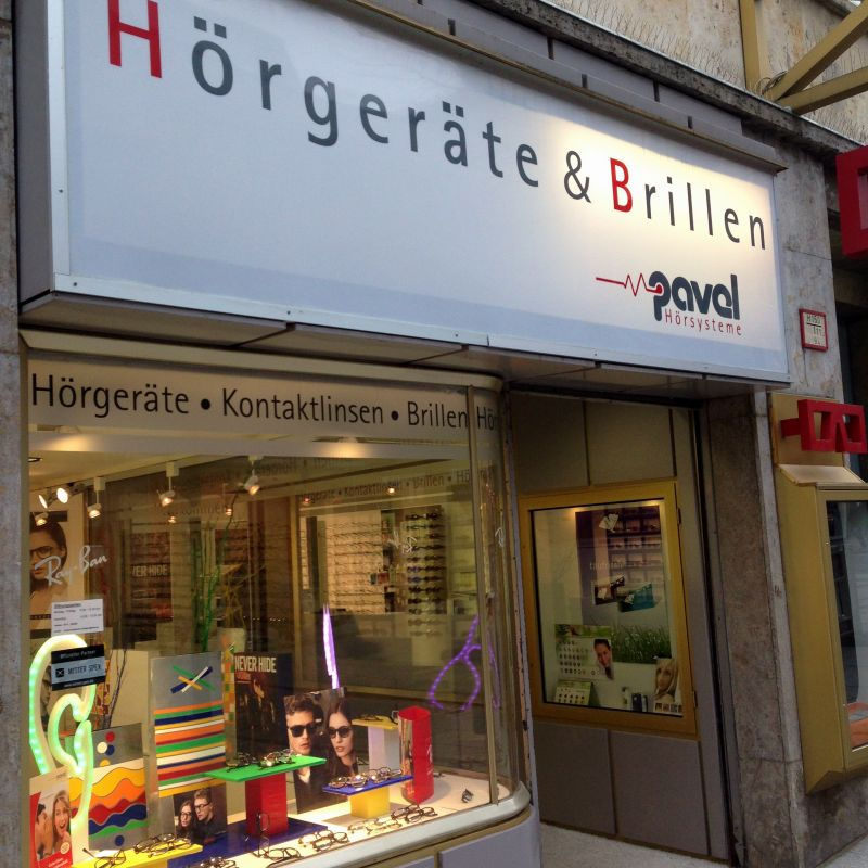 Photo von Pavel Hörgeräte & Brillen in Stuttgart