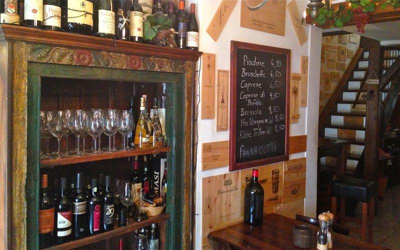 Foto 2 von Enoteca Bacco - Weinlokal in Kirchheim unter Teck