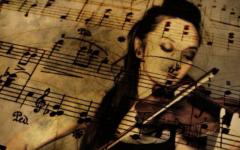 Noten - (c) https://pixabay.com/de/noten-gitarre-violine-748118/