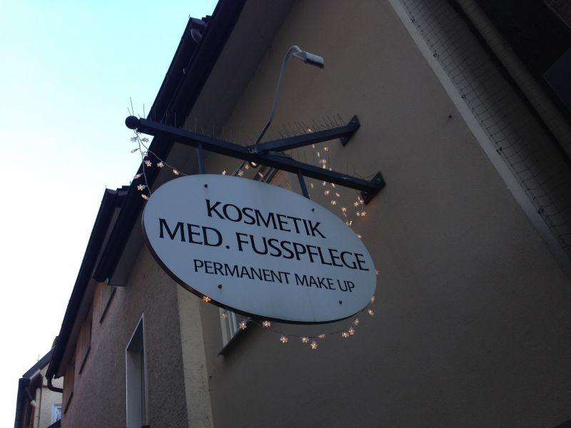 Photo von Kosmetik & med. Fußpflege  in Stuttgart
