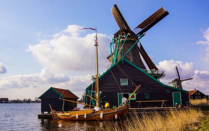 Holland - (c) Rainer Sturm / pixelio.de