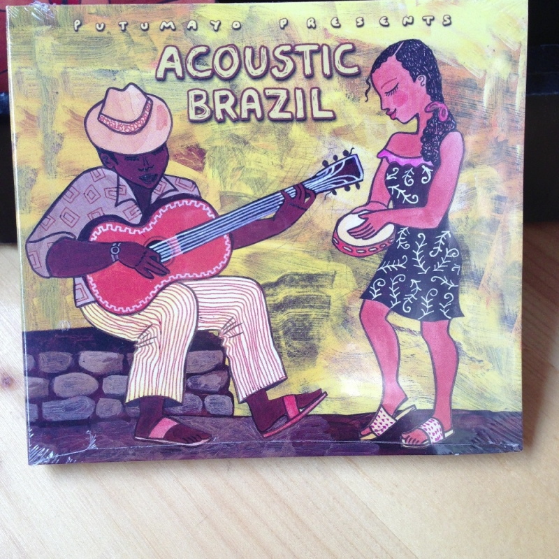 CD Acoustic Brazil - CUE392-Lifestyle - Köln
