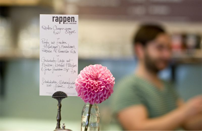 Photo von rappen. CAFE.TAGESBAR in Stuttgart