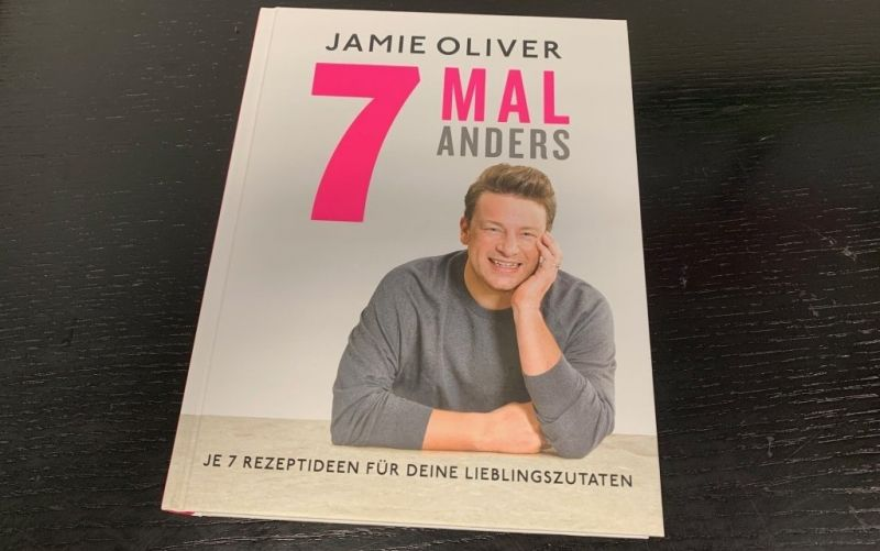 © Jamie Oliver / 7 Mal anders / DK Verlag