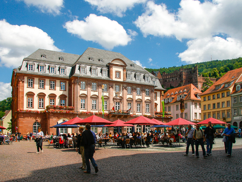 Photo von Heidelberg Tourist Guide in Heidelberg