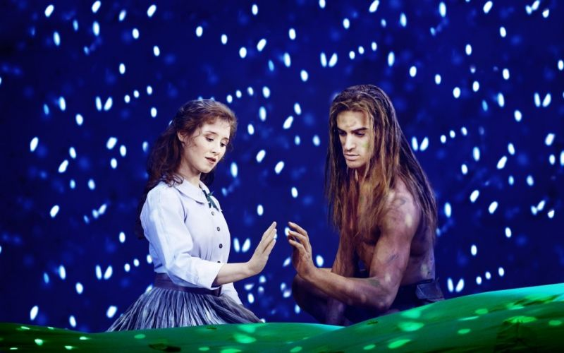 Tarzan und Jane - (c) Stage Entertainment