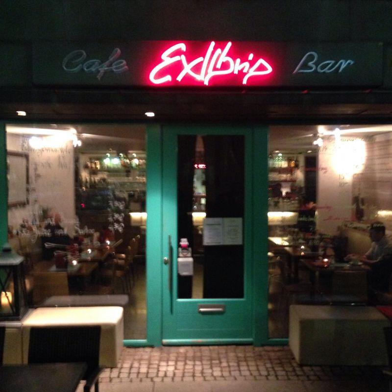 Eintrag #15198 - Cafe Bar Exlibris - Gerlingen
