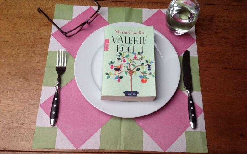 Buchrezension zu Valerie kocht - (c) Christina Schwärzler
