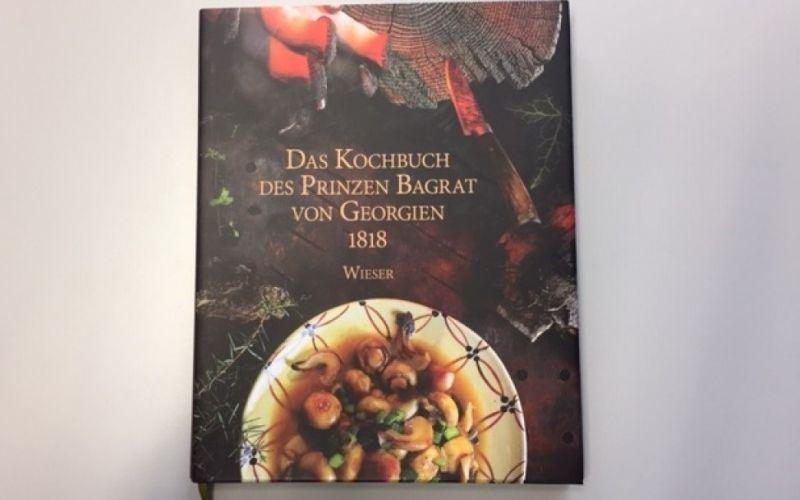 © Das Kochbuch des Prinzen Bagrat von Georgien 181 / Wieser Verlag / Christine Pittermann