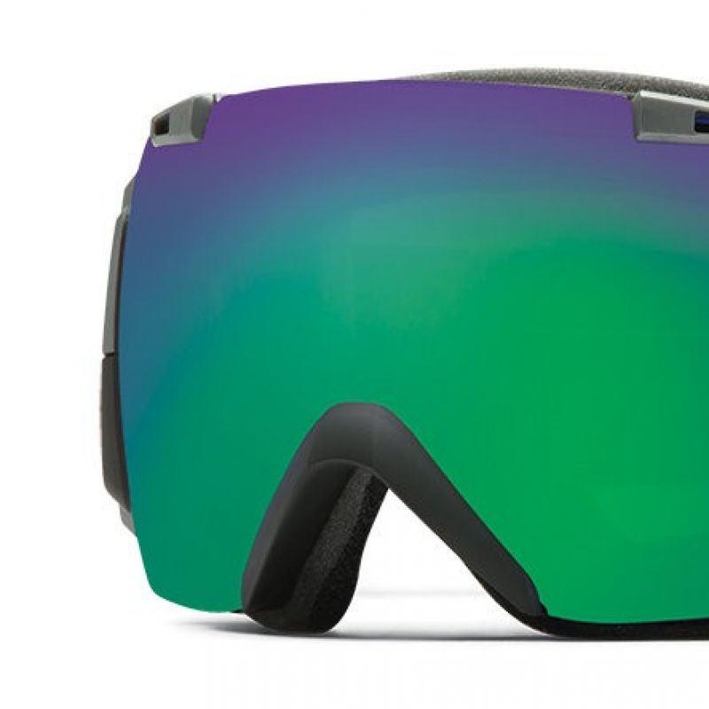 Smith Optics Recon Brille ( GPS, Bluetoothm, heads-up display technology) Maximales Sichtfenster, Helmintegration und Wechselglasfunktion.  - Bergwerker - Stuttgart