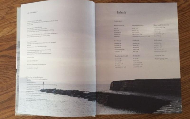 SAMMELN/ERNTEN/KOCHEN aus dem Knesebeck Verlag von Gill Meller / Bild: Christine Pittermann