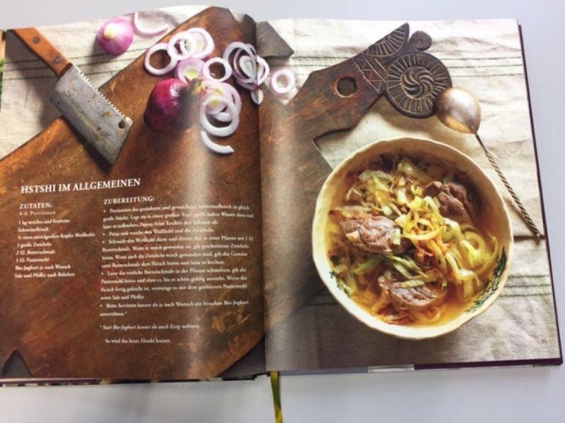 Das Kochbuch des Prinzen Bagrat von Georgien 181 / Wieser Verlag / Christine Pittermann