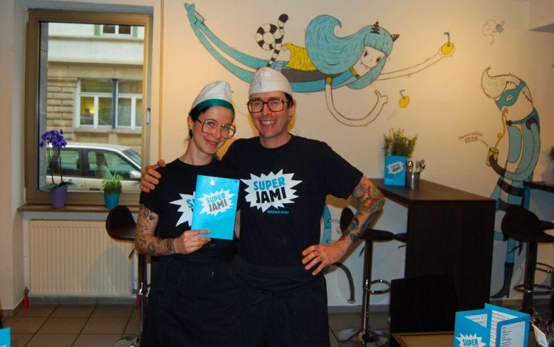 Cafe Superjami in Stuttgart - (c) Alexander Kappen