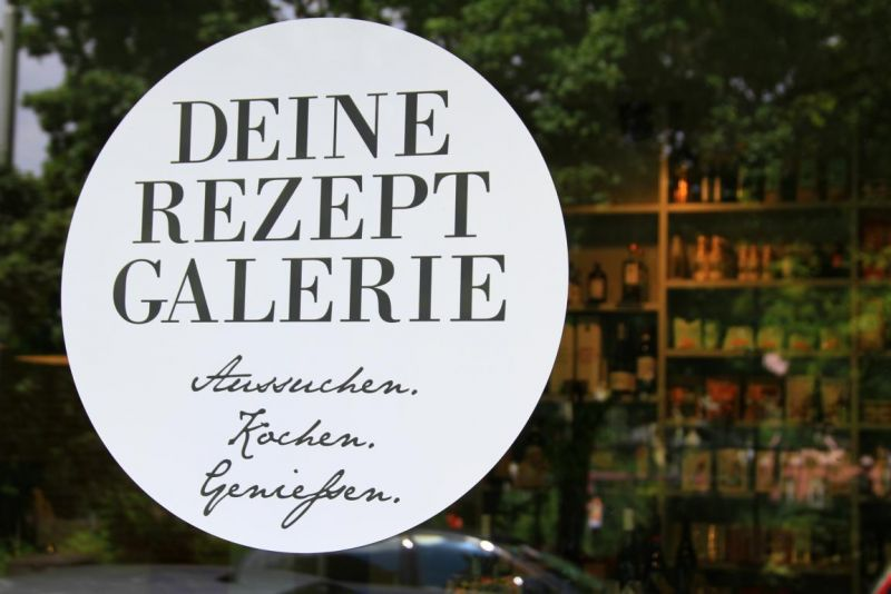 Foto 1 von DEINE REZEPTGALERIE in Stuttgart