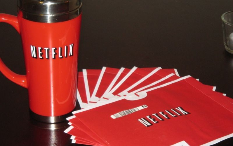 Netflix! - (c) flickr.com/Matt Perreault/https://www.flickr.com/photos/dirigibleduck/3238109392/