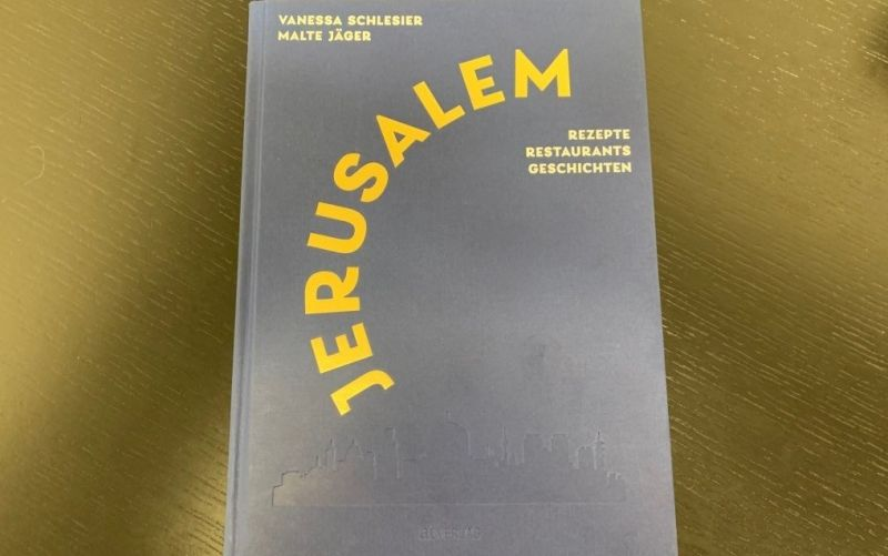 - (c) Jerusalem / Vanessa Schlesier / Malte Jäger / at Verlag