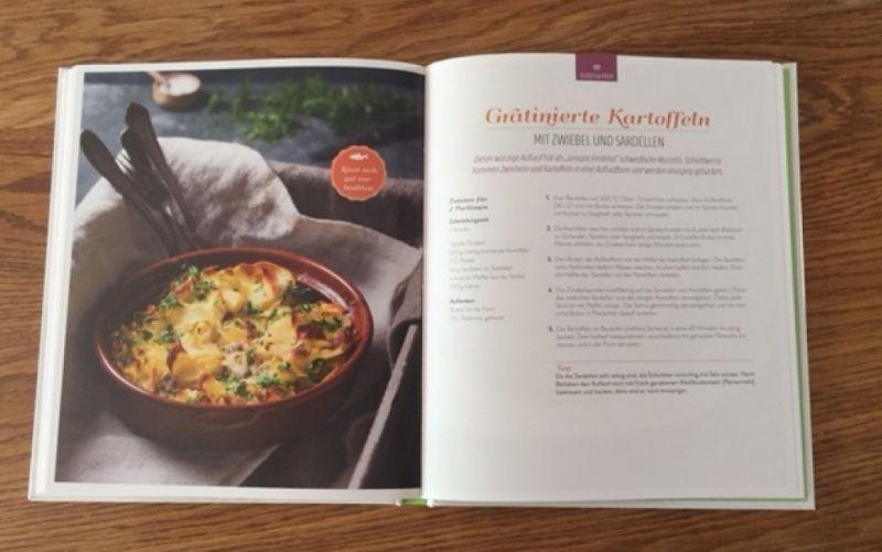 Spiralize your life - Kochen mit dem Spiralschneider aus dem EMF Verlag / Christine Pittermann
