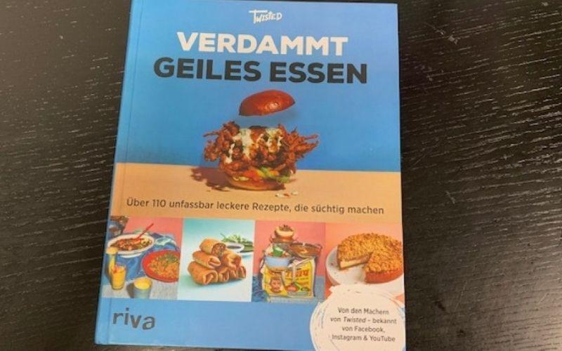© Twisted / Verdammt geiles Essen / Riva Verlag