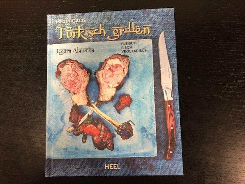 © Türkisch grillen / Heel Verlag / Metin Calis