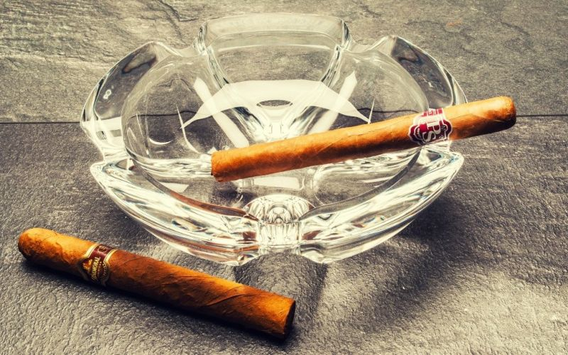 Zigarren-Genuss - (c) Timo Klostermeier/http://www.pixelio.de/media/719991