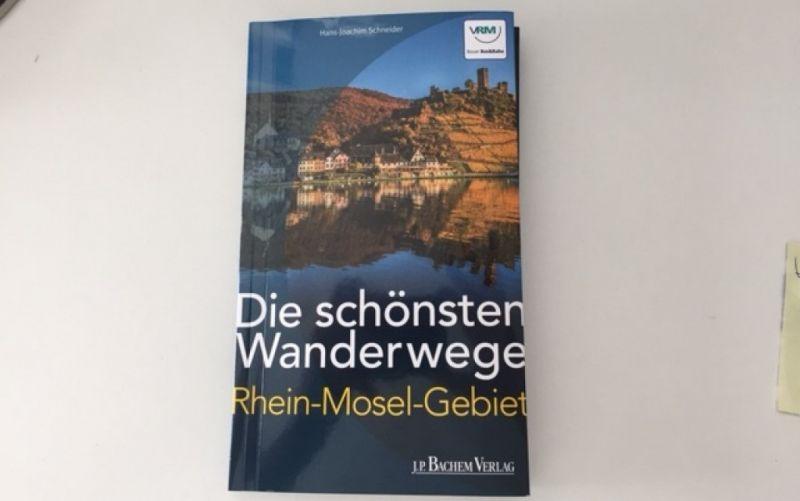 - (c) Die schönsten Wanderwege Rhein-Mosel-Gebiet aus dem J.P.Bachem Verlag / Christine Pittermann