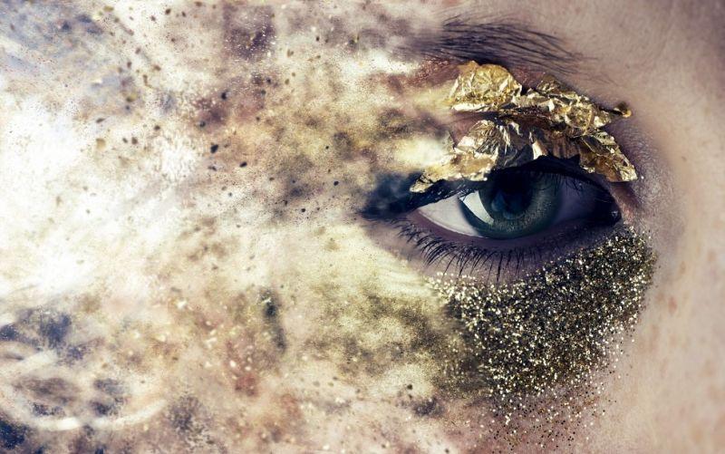 Trendfarbe Gold - (c) Jörg Brinckheger/http://www.pixelio.de/media/729854