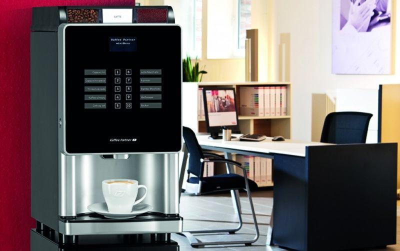 Kaffeevollautomat für das Büro - (c) Kaffee Partner GmbH