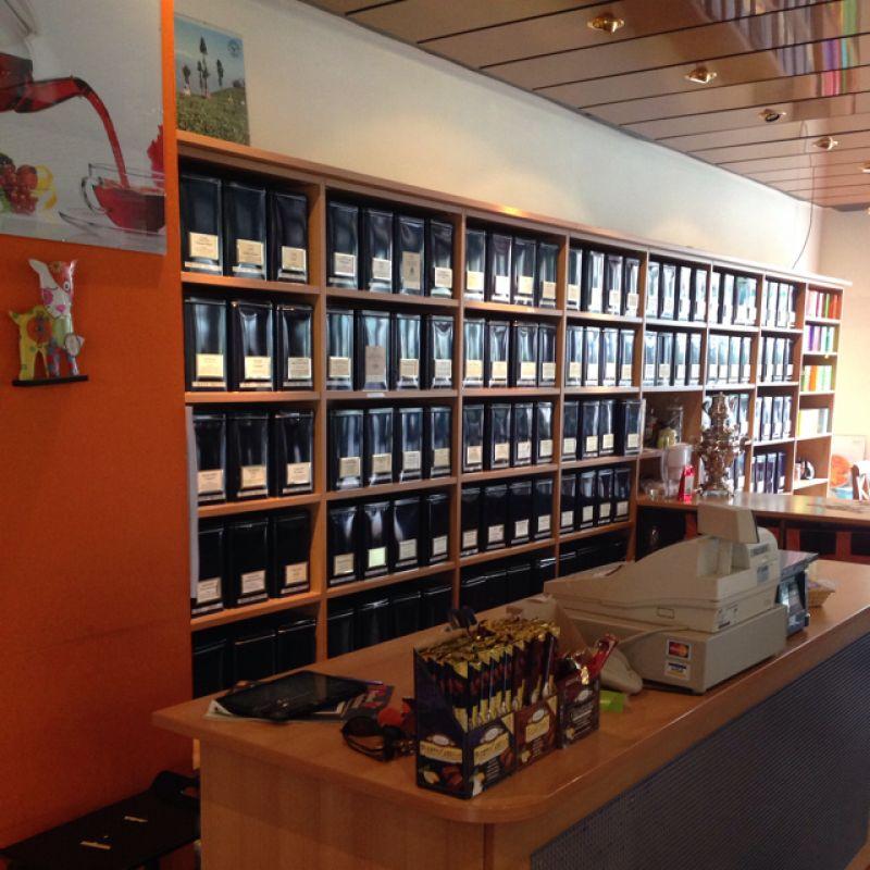 Photo von Amras Teeladen in Schwetzingen