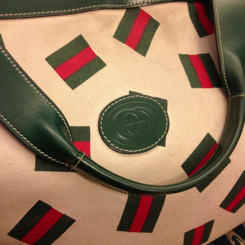 Vintage Tasche von Gucci - Boutique 21 - Köln- Bild 2