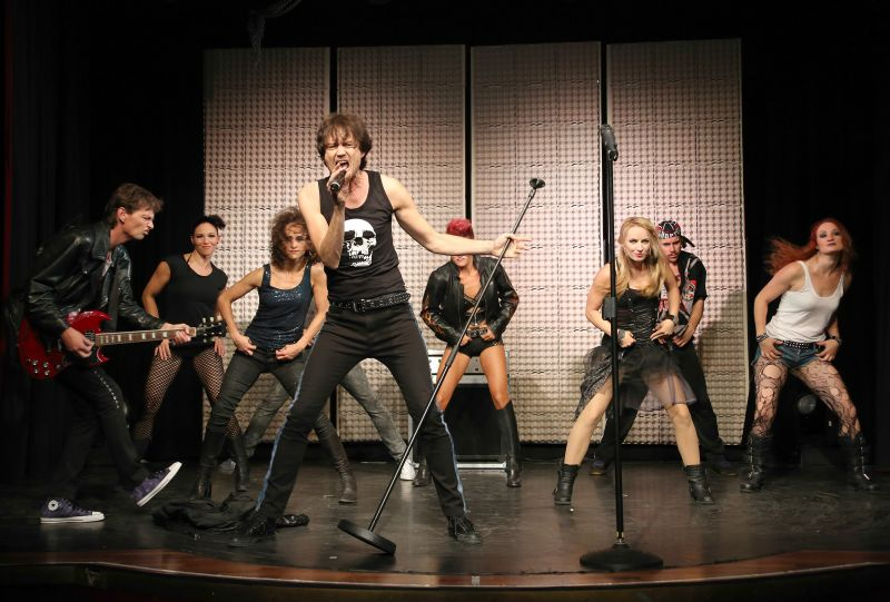 © GOP Varieté Theater / Bonn / Show: Rockstar