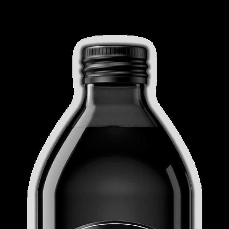 Black ist das neue Beauty  Du musst mehr trinken, Schatz! Hat schon Mutti gesagt? Sie hat Recht! Aber nicht irgendwas! Trink mich! Denn ich bin schwarz! Gestyled mit Aktivkohle! Und die macht schön und spült dich durch! Ernähr dich gesund, genieß dein Leben und sei einfach du. Mit mir trinkst du 0 Kalorien, 0 Fett und 0 Zucker! Außerdem bin ich glutenfrei und vegan! - aromakost - Ludwigsburg