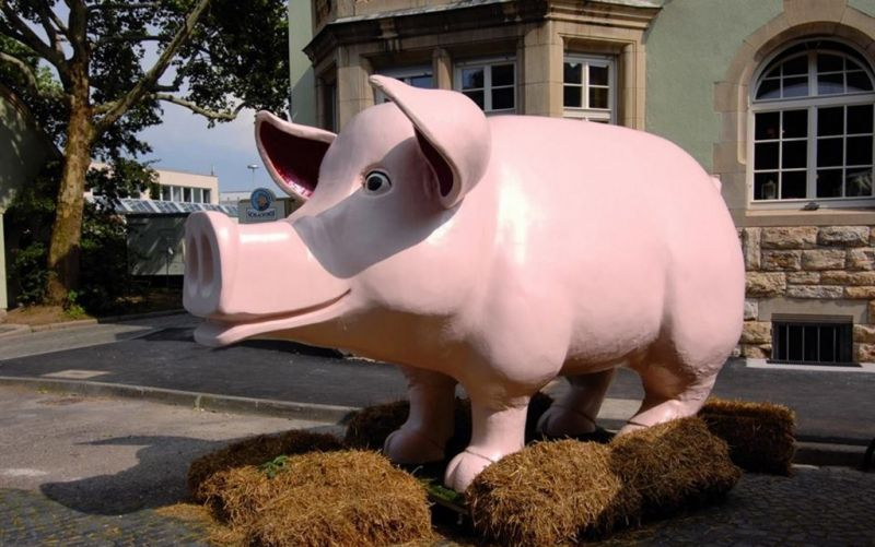 Schweinemuseum Stuttgart - (c) Alexander Kappen