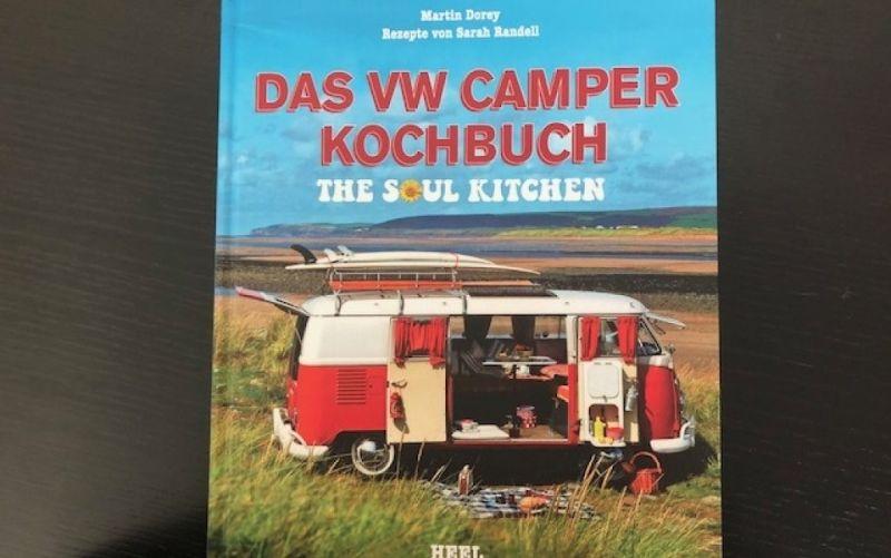 - (c) Das VW Camper Kochbuch  / Heel Verlag / Martin Dorey / Sarah Randell