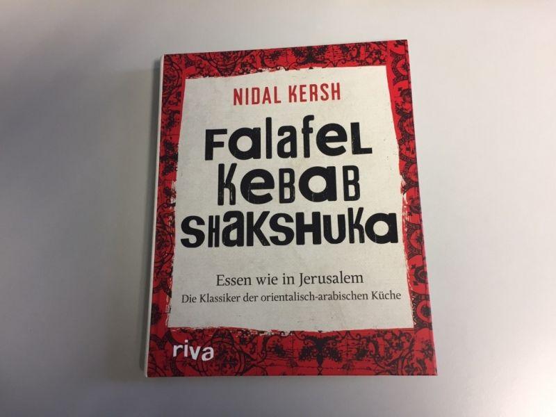 © Falafel Kebab Shakshuka / Essen wie in Jerusalem / Riva Verlag / Nidal Kersh / Christine Pittermann