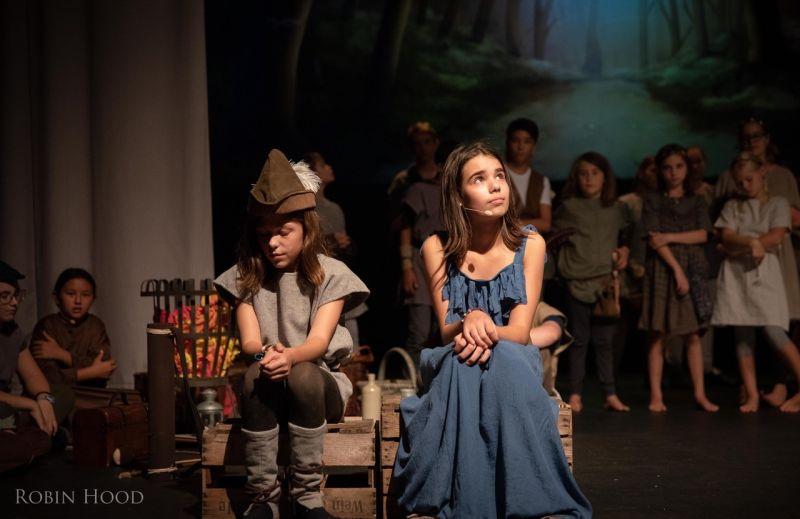 Kindermusiktheater Robin Hood und die Räuber vom Königsforst