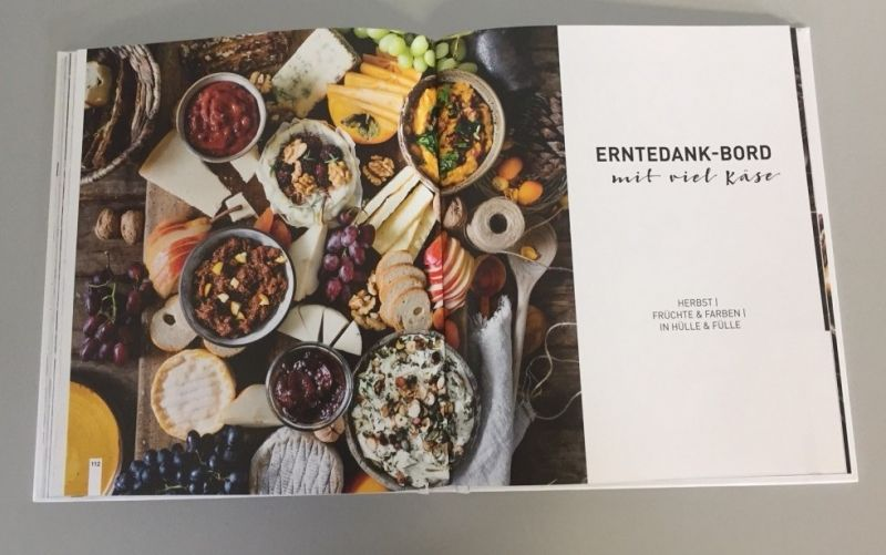 SMÖRGAS / gemeinsam gemütlich genießen / EMF Verlag / Christine Pittermann