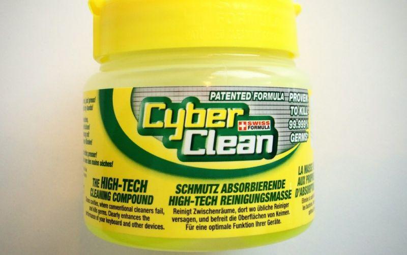Cyber Clean im Produkttest - (c) stadtmagazin.com