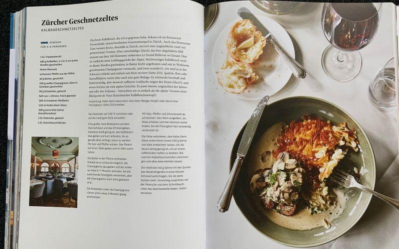 Alpen Kochbuch / Prestel / Meredith Erickson