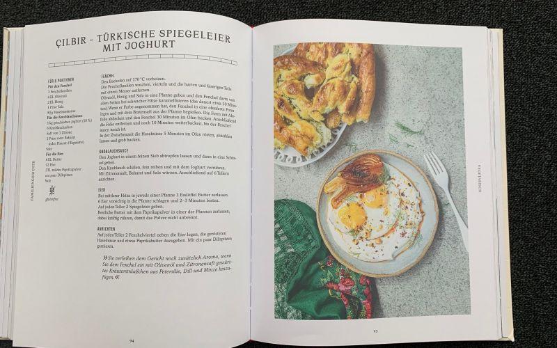 IBRIK / Balkanküche / Ecaterina Paraschiv-Poirson / Knesebeck