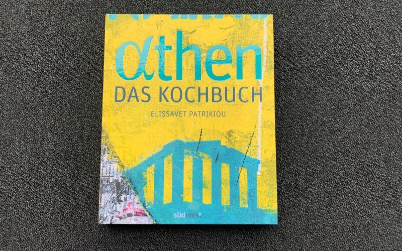 - (c) Athen Das Kochbuch / Elissavet Patrikiou / Südwest Verlag