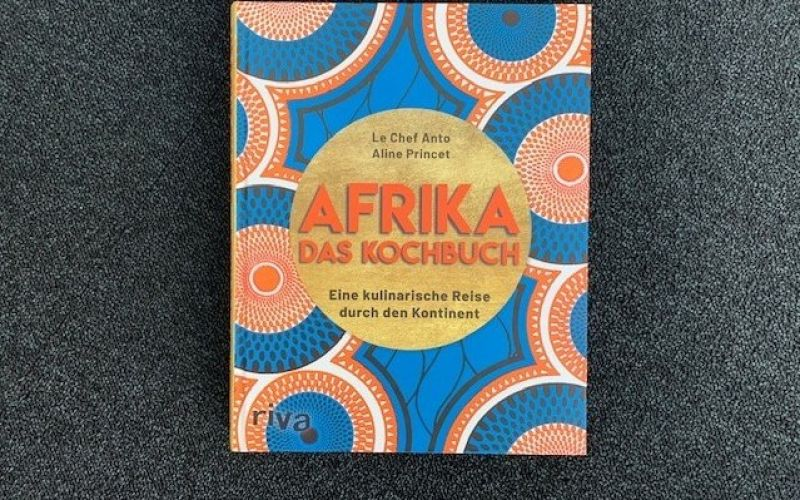 © Afrika - Das Kochbuch / Riva Verlag / Le Chef Anto / Aline Princet