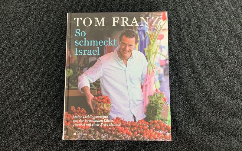 - (c) Tom Franz / so schmeckt Israel / at Verlag
