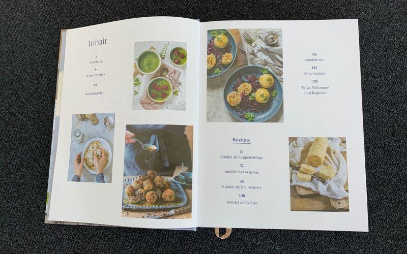 Knödelschatz / Pichler Verlag / Ingrid Pernkopf / Christoph Wagner
